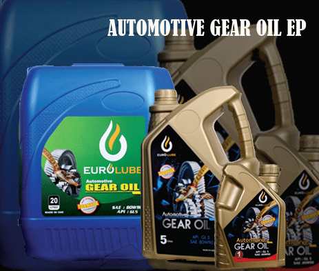 AUTOMOTIVE GEAR OIL-EURO PETROLEUM