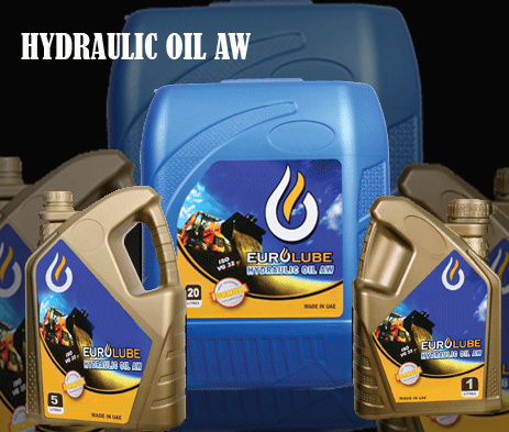 HYDRAULIC OIL-EURO PETROLEUM
