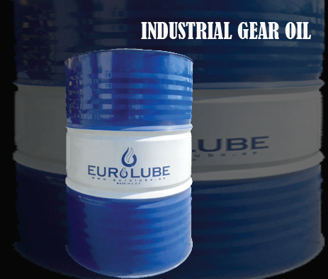 INDUSTRIAL GEAR OIL-EURO PETROLEUM