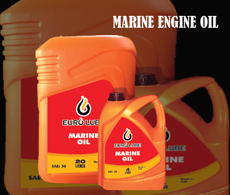 MARINE ENGINE OIL-EURO PETROLEUM