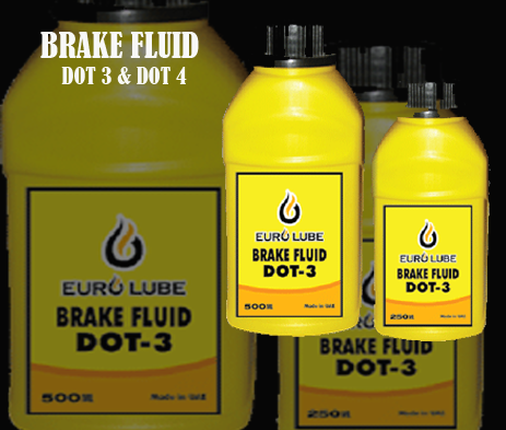 BREAK FLUID OIL-EURO PETROLEUM