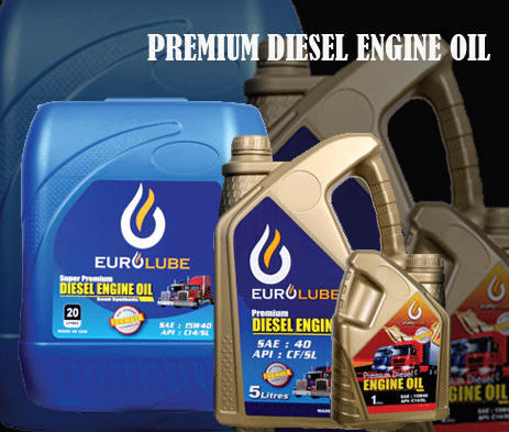 PREMIUM DIESEL ENGINE OIL-EURO PETROLEUM